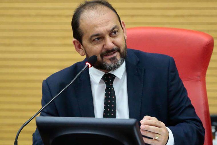 Presidente Laerte Gomes agradece por leitos de UTI em Ji-Paraná e reafirma erro em fechar o comércio