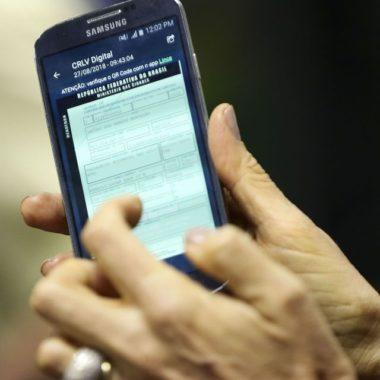 Registro digital de veículo está disponível em todo o país