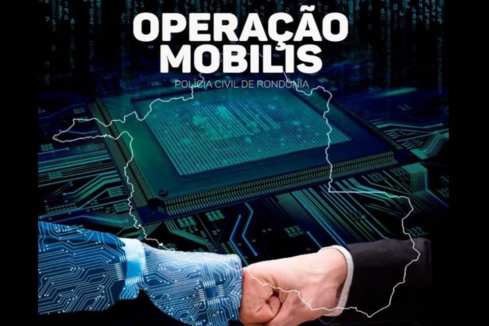 Polícia Civil de Rondônia cumpre mandados de prisão e buscas contra oficiais da PM