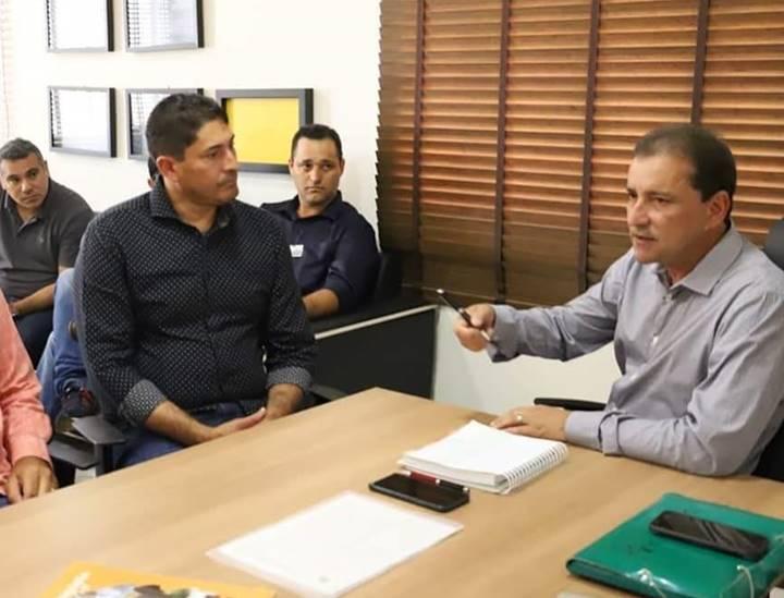 NOVA CALIFÓRNIA – Atendendo indicação do vereador Márcio Pacele Unidade de Saúde do distrito será totalmente reformada