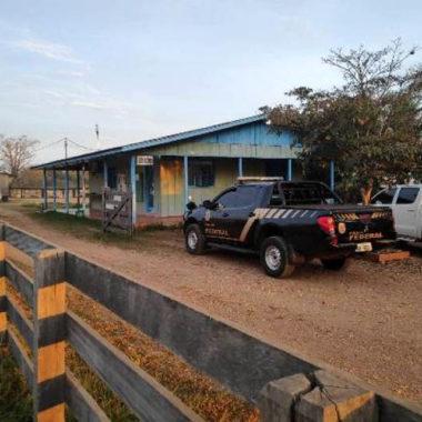 """Polícia Federal deflagra operação contra """"laranjas"""" e crimes ambientais em Rondônia"""