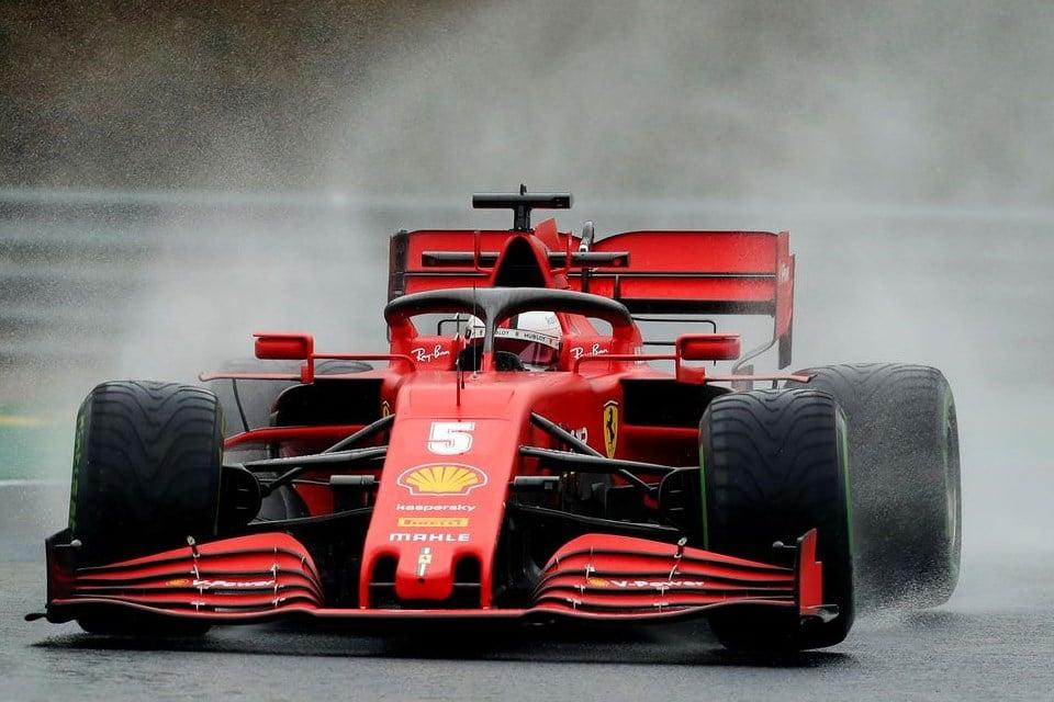 Fórmula 1: Vettel é o mais rápido no 2º treino desta sexta, na Hungria