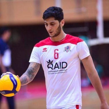 Jogador de vôlei de Rondônia assina com clube da Arábia Saudita