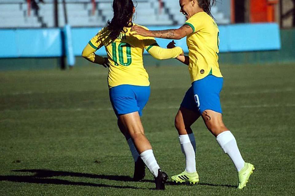 Fase final do sub-20 feminino marca volta dos Sul-Americanos de base