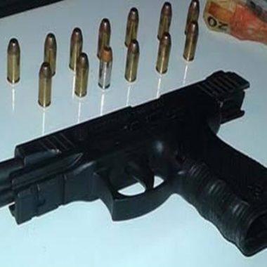 Policial penal é preso após disparar arma em posto de combustíveis