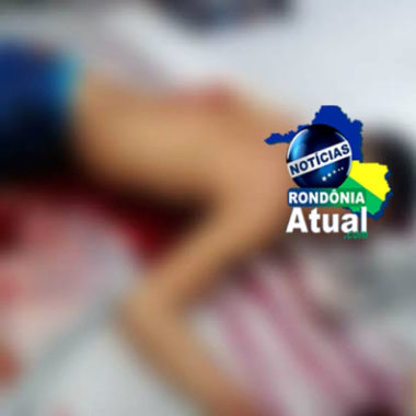 Homem de 25 anos e atacado com 10 facadas em Ji-Paraná