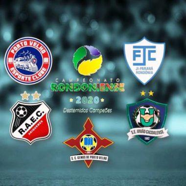 Reunião entre FFER e clubes define para o dia 04 de novembro o reinício do Campeonato Rondoniense