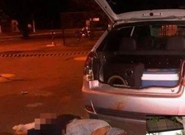 AGEPEN é assassinado a tiros em Vilhena, outras duas pessoas foram baleadas