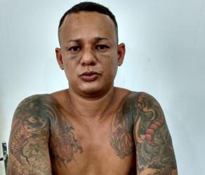 PC prende suspeito de ameaçar vítimas durante assalto em propriedade rural