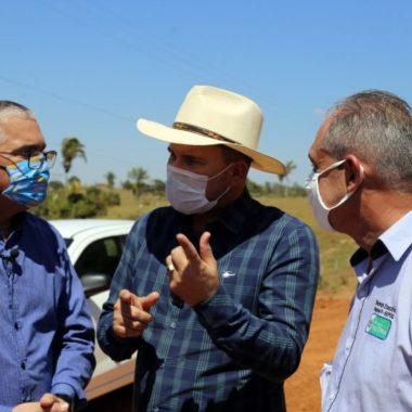 Governo de Rondônia inicia manutenção e asfaltamento na RO-470 que liga Vale do Paraíso a Ouro Preto D'Oeste