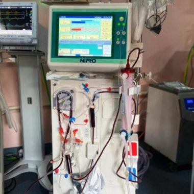 Hospital de Campanha de Rondônia conta com serviço de tratamento para pacientes com lesão nos rins