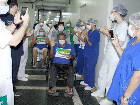 Número de curados da Covid-19 em Rondônia passa de 35 mil casos, estabilizando taxa de transmissão