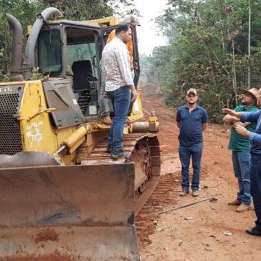 Rondônia avança na recuperação e realiza novos investimentos na Rodovia do Boi que ganhará 80 quilômetros de asfalto