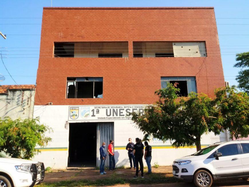 Prédios da Segurança Pública de Rondônia passam por vistorias