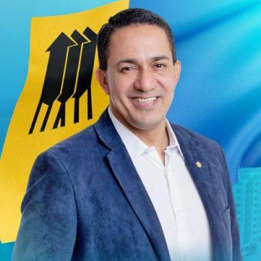 ELEIÇÕES 2020 – Sargento Eyder Brasil anuncia pré-candidatura à Prefeitura da Capital