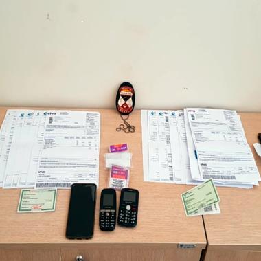 Estelionatário é preso dentro de agência bancária em Porto Velho