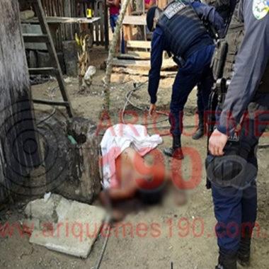 Assaltantes executam homem à facadas para roubar moto e dinheiro