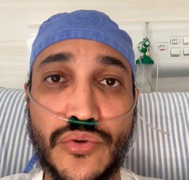 Depois de vencer coronavírus, Fernando Máximo está com Hepatite Medicamentosa