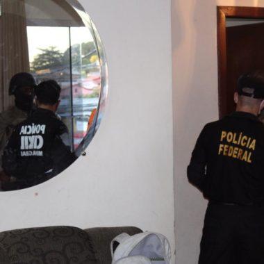 CAIXA FORTE – Megaoperação da Polícia Federal cumpre mais de 400 mandados em Rondônia