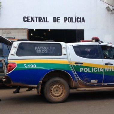 Policial Militar é preso após agredir esposa grávida e filha de 11 anos