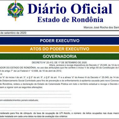 Alteração no Decreto permite funcionamento de clubes recreativos e realização de concursos públicos