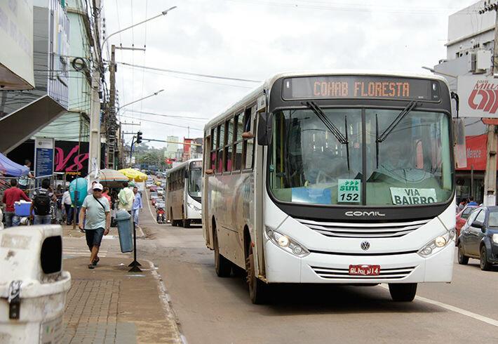 Consórcio SIM abandona o transporte coletivo de Porto Velho