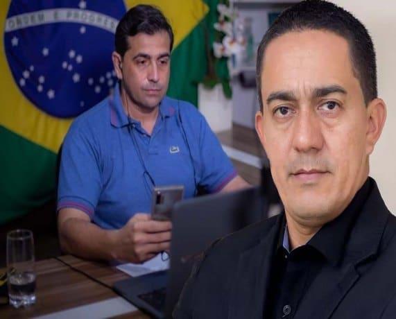 NO WHATSAPP: 'Guerra é comigo mesmo', diz Eyder Brasil em acusações contra Breno Mendes