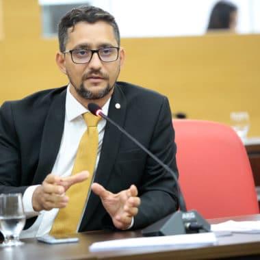 SEGURANÇA – Deputado Anderson cobra reforço no policiamento ostensivo no entorno do residencial Cristal da Calama