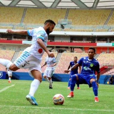 Ji-Paraná vence Nacional em Manaus e se classifica para fase de grupos da Série D