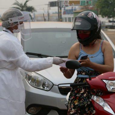 Rolim de Moura entra na rota do Mapeia Rondônia com a realização de 460 testes rápidos para diagnóstico da Covid-19