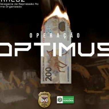 OPTIMUS – DRACO 2 e MP realizam operação contra fraudes em secretarias do município