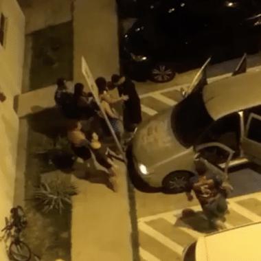 Cabo da PM atira várias vezes em apartamento e quase mata criança de 2 anos