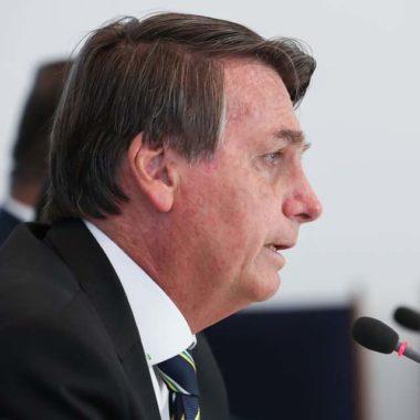Governo vai manter o Bolsa Família, diz Bolsonaro