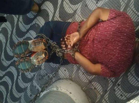 NECROSE – Homem é encontrado acorrentado dentro de residência em Porto Velho e terá que amputar os dois braços