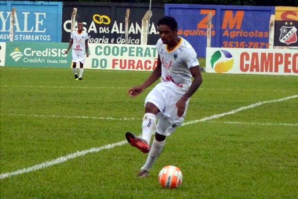 Real Ariquemes oficializa contratação do volante Mineiro