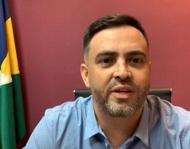 Léo Moraes está fora das eleições municipais de 2020