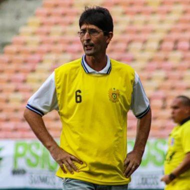 Técnico do Nacional elogia empenho do grupo e foca em resultado positivo na ida contra Ji-Paraná
