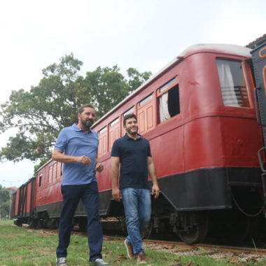 Hildon Chaves restaura cartão-postal de Porto Velho e garante a preservação da história