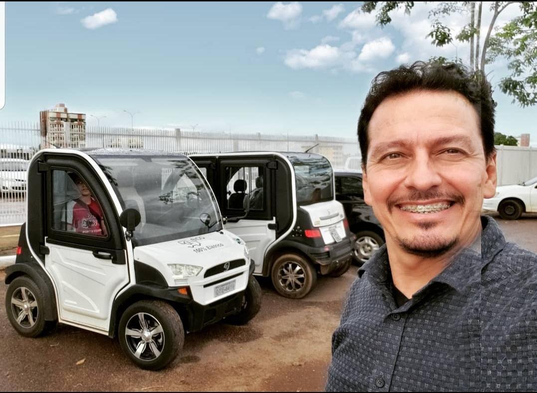 Professor universitário e candidato a vereador pelo PROS em Porto Velho está na UTI após infecção pelo coronavírus