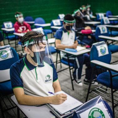 VOLTA ÀS AULAS – Governo repassou 525 dos R$ 615 milhões para cumprir protocolo de reabertura de 117 mil escolas