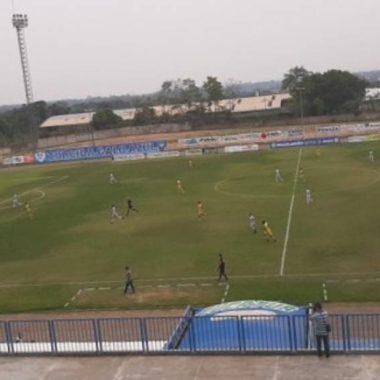 Ji-Paraná é goleado no Estádio Biancão pela sétima rodada do Campeonato Brasileiro Série D