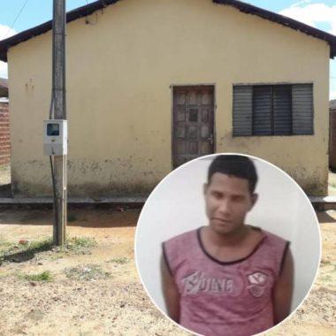Bandidos invadem residência e executam trabalhador na frente da esposa e das filhas
