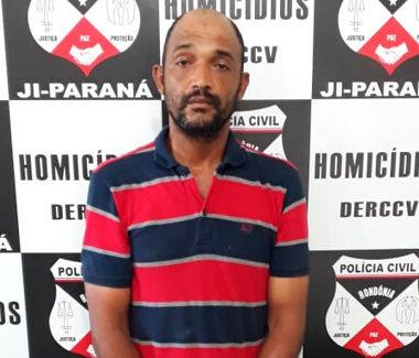 Preso em Ji-Paraná homem suspeito de envolvimento em morte de PMs