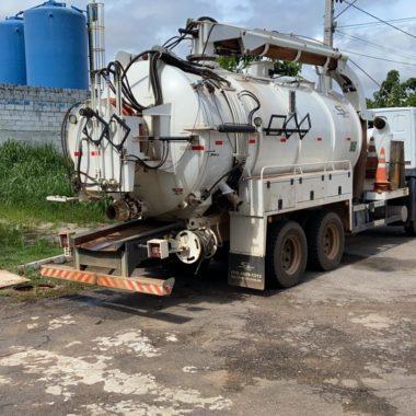 Prefeitura atende pedido do vereador Márcio Pacele e realiza limpeza e desobstrução do sistema de esgoto no Morar Melhor