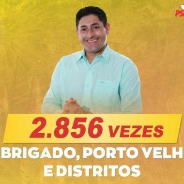 ELEIÇÕES 2020 – Quinto mais votado, Márcio Pacele vai dar continuidade ao trabalho junto a população