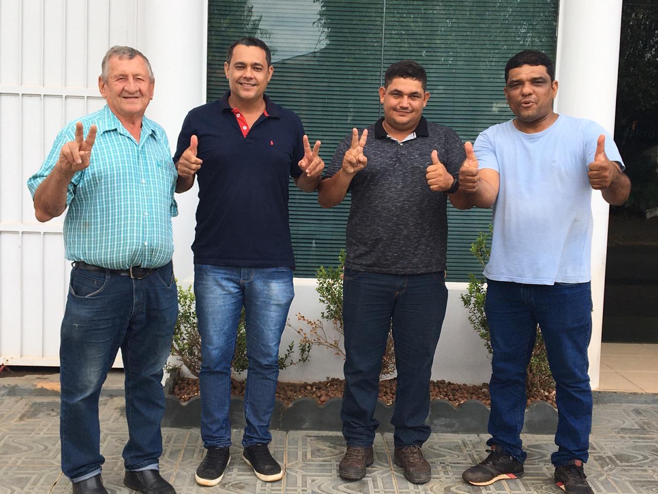 FORÇA POLÍTICA – Em Espigão do Oeste, PROS elege três vereadores e um vice-prefeito