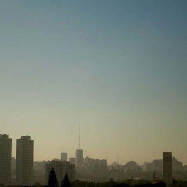 Confinamento não travou concentração de CO² na atmosfera, diz agência