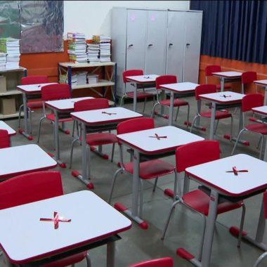 Governo publica decreto que permite volta às aulas a partir de 16 de novembro