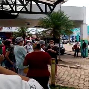 GREVE DA SAÚDE: Justiça acata pedido do Governo e considera paralisação ilegal em RO