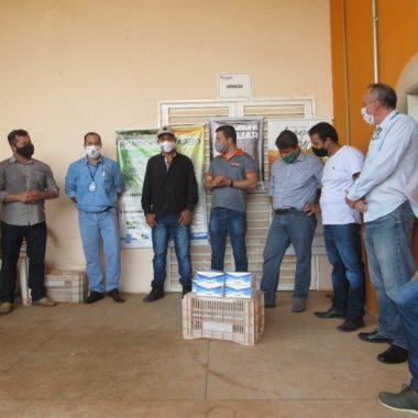 Mais de três mil máscaras serão destinadas ao setor produtivo de Rondônia